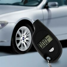 Portable LCD Digital Tire Tyre Air Pressure Gauge Tester Keychain Designs EA