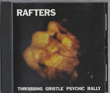 THROBBING GRISTLE PSYCHIC RALLY..GRAFTERS...0003 0F 1,000 LIMITED EDITION