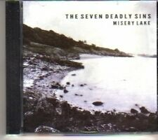 (CT384) The Seven Deadly Sins, Misery Lake - 2012 DJ CD