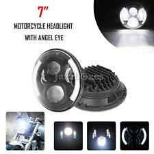 Motorcycle Daymaker Headlight For Harley Davidson Softail Deluxe Fat Boy Slim