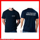 NEW ZEPHYR COMPETITION TEAM Z-BOYS LORDS DOGTOWN SKATEBOARD T SHIRT BLACK TEE