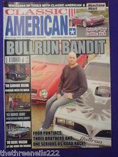 CLASSIC AMERICAN #203 - '69 CAMARO SS396 - Mar 2008