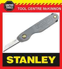 STANLEY FOLDING POCKET HOBBY / CRAFT KNIFE