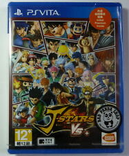 PS VITA J-STARS VICTORY VS+ New Sealed CHINESE VERSION J 群星 勝利對決+