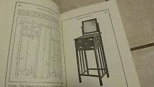Dover Woodworking - Mission Furniture - How to Make It Book Manual - 213 Illust.
