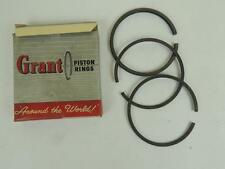 NOS Grant Vintage Royal Enfield Indian 500 cc Single .030 Piston Rings W1462