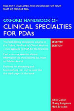 Oxford Handbook of Clinical Specialties for PDAs (Oxford Handbooks Series), , Ve