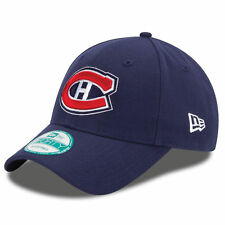 Montreal Canadiens New Era NHL League 9FORTY Curve Hat - Navy