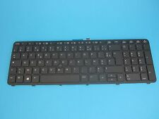 Clavier Francais HP ZBook 15 17 Mobile Workstation Backlit 733688-051 SN7123BL