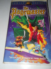 "20th Century Fox  ""The Pagemaster"" VHS (Fox Video 1995 USA) Clamshell"