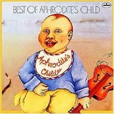 APHRODITE'S CHILD - BEST OF APHRODITE'S CHILD;CD 10 TRACKS ALTERNATIVE ROCK NEU