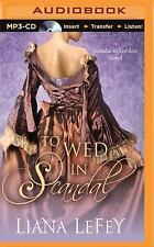 A Scandal in London Novel: To Wed in Scandal 2 by Liana LeFey (2015, MP3 CD,...