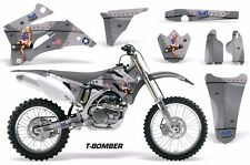 Yamaha Graphic Kit AMR Racing Bike Decal YZ 250F/450F MX Parts 06-09 TBOMBER SLV