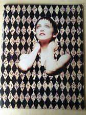 Madonna: The Girlie Show Concert Tour Programme + Original Card Mask 1993