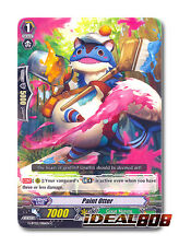 Cardfight Vanguard  x 4 Paint Otter - G-BT02/086EN - C Mint