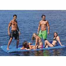 6 Person Airhead Gang Plank AHGP-6 Inflatable Raft Water River Lake Pool Mat