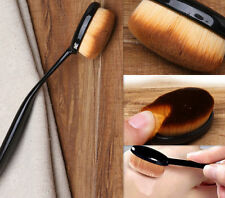 Hot Toothbrush Curve Foundation Tool Pro Oval Brush Makeup Foundation Brush BOS