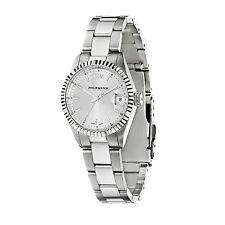 Philip Watch CARIBE R8253107017 orologio quarzo lady 31 acciaio argentèè APR16
