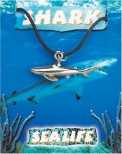 Shark Pendant Seas Nature Fish Wildlife Sealife Centres Aquarium Surfers bnip