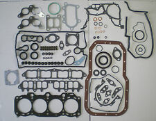FULL ENGINE HEAD GASKET SET MR2 REV2 CELICA ST185 TURBO 3SGTE STEEL VRS