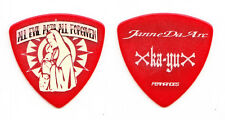 Janne Da Arc ka-yu Red Bass Guitar Pick - 2006 Tour