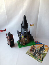 LEGO Duplo Ritterburg - Verteidigungsturm - Defense Castle - Set 4779 - komplett