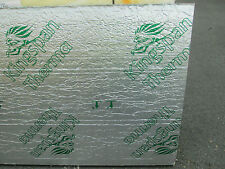 Seconds Insulation Board 30/45-50mm Tapered Kingspan/Ecotherm/Recticel