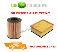DIESEL SERVICE KIT OIL AIR FILTER FOR AUDI Q5 2.0 143 BHP 2010-