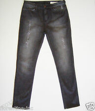 BEAUTIFUL SASS&BIDE FADED BLACK SKINNY JEANS 32 MILES AND MILES Hulsey strutters