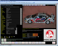 Diecast Image Database Software 2008 suit Biante Trax + Windows 7/8/10 XP Vista
