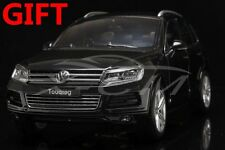 Car Model 1:18 Welly Volkswagen Touareg (Black) + SMALL GIFT!!!!!!!