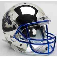 KENTUCKY WILDCATS Schutt AiR XP Full-Size REPLICA Football Helmet (CHROME)