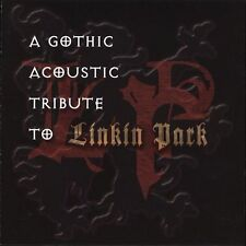 FREE US SHIP. on ANY 2 CDs! NEW CD Various Artists: Gothic Acoustic Tribute to L