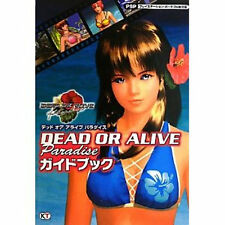 DEAD OR ALIVE XTREME 2 Art Book Japanese DEAD OR ALIVE Paradise 1