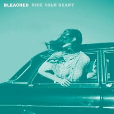 Bleached Ride Your Heart Vinyl LP Record & MP3 punk meets beach boys! indie NEW!