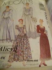 """Vintage 1993 McCall's couture motif 6330 manque """"robe de mariage / demoiselles d'honneur 12"""