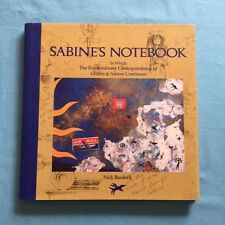 SABINE'S NOTEBOOK - FIRST EDITION SIGNED BY NICK BANTOCK