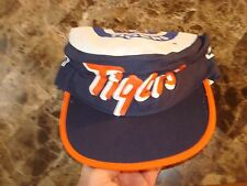 DETROIT TIGERS  SCRIPT    90'S 80'S  PAINTER HAT CAP VINTAGE PAINTERS