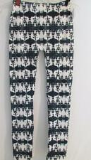 Super Sexy Juniors Leggings RARE TIE DYE PRINT SIZE JUNIOR'S M SEAMLESS NEW