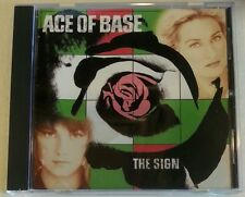 THE SIGN by ACE OF BASE (CD, Oct-1993, USA - Arista) 12 Songs, Good Condition!!!