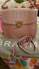 Brahmin NWT Tittoria Rose Blush As Featured in Vogue Mag - Retired & Only 1 list