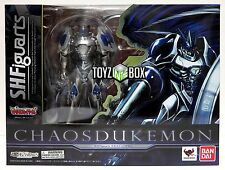 "In STOCK D-Arts Digimon ""Chaos Dukemon"" Bandai Tamashii Action Figure"