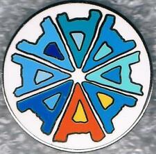 Very Rare 2004 Athens Olympic Circle of A's Pin