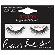 Revlon Beyond Natural False Lashes (91306) - Quality False Eyelashes!
