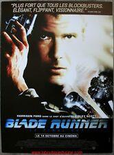 Affiche Cinéma BLADE RUNNER Movie Poster 55x40 RIDLEY SCOTT RESSORTIE 2015