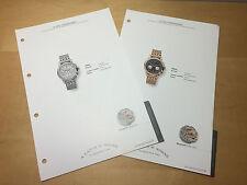 Technical Details A. LANGE & SÖHNE - La 1815 Chronograph - French