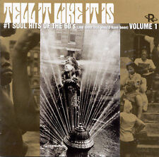 TELL IT LIKE IT IS 1: Aaron Neville, Lou Rawls, James Brown, Isley Sly Floyd ++