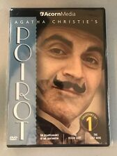 Agatha Christie'a Poirot DVD 1 Of Collectors Set