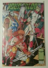 Youngblood #0 & #1 NM Rob Liefeld autograph! Free shipping!