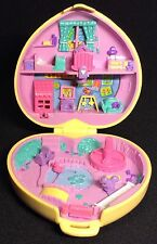 Polly Pocket Mini �� 1994 - Strollin' Baby Babysitting Dose Herz